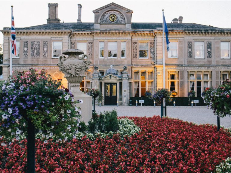 Special Mother's Day Tour with Prosecco Afternoon Tea at Down Hall Country House