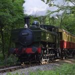Steam Train tour with Chigwell Tours