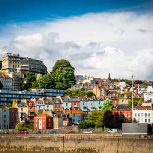 Bristol cityscape tour with Chigwell Tours