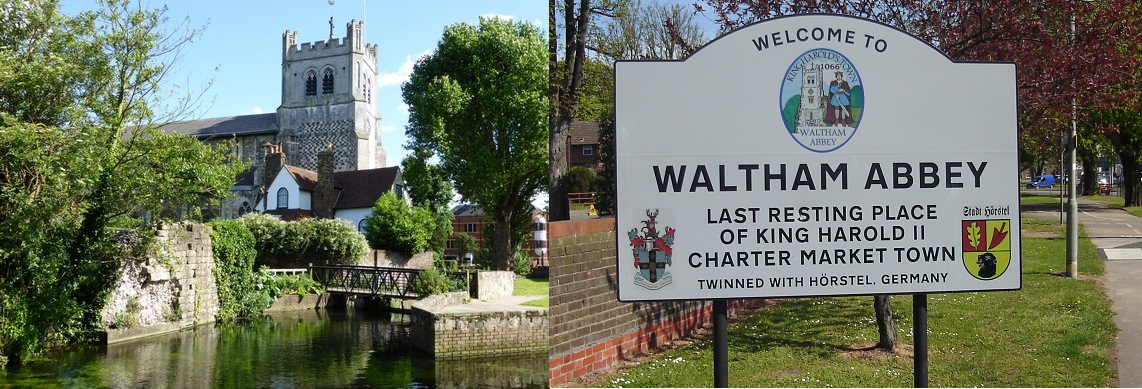 Waltham Abbey tours with Chigwell Tours