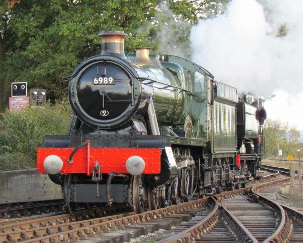 Nostalgic BucksSteam Train Ride and Tour With Afternoon Tea